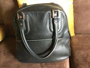 Longchamp Damentasche aus Leder seltenes