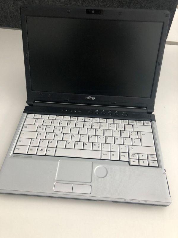 Fujitsu Lifebook S Series Laptop [S 761]