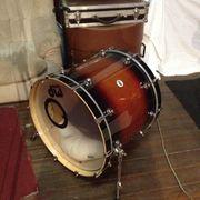 Bass Drum mit Tasche
