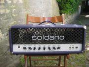 Edelamp SOLDANO HotRod 50 plus