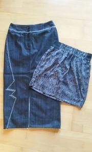 Verschiedene Röcke und Kleider gr