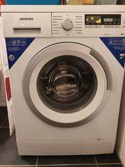 Waschmaschine Siemens iQ700 8kg digit