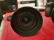 Sony Alpha A6500 Systemkamera Objektive