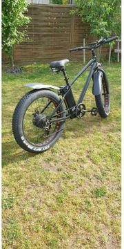 S-Pedelec Schnelles E-Bike 48V 15Ah