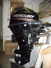Mercury 15PS 4 Takt Motor