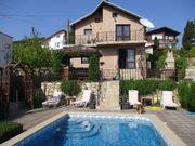 Meerblick Haus mit pool zu