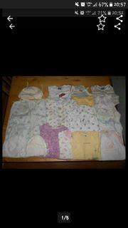 Baby-Set ab Gr 62 bis