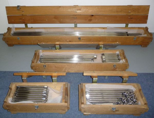 Messesystem Meroform Mero M12 System