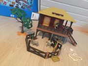 Playmobil Oambati Station Wildtier-Pflegestation