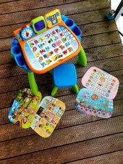 Elektronischer V-Tech Spieltisch für Kinder