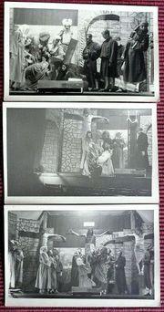 Alte Foto-Ansichtskarten von Szenen bei