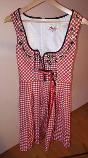 Dirndl Kleid mit Bluse Gr