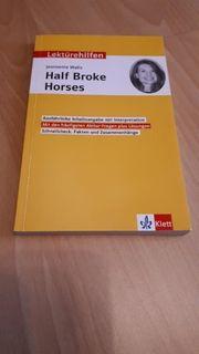 Half Broke Horses Lektürehilfen