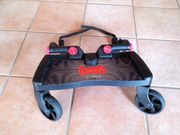 Lascal Buggyboard Maxi scharz grau