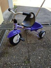 Dreirad von Kettler in Lila