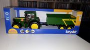Traktor John Deere 6920 mit