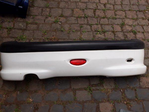 Stoßstange Peugeot 206