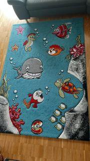 Kinderteppich Kinderzimmer Teppich