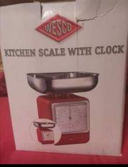Wesco Küchenwaage neu original Verpackung