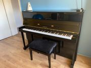 Klavier Yamaha LU 201C inkl