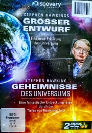 Stephen Hawkings großer Entwurf - originalverpackt
