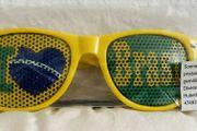 PASSOA I Love Brasil Brille -