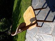 Alte stabile Stühle 8 Stück
