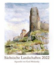 Kunst Kalender Sächs Landschaften 2022