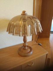 Lampe Eiche