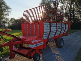 Traktoren, Landwirtschaftliche Fahrzeuge - Pöttinger Boss junior 3