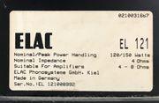 Lautsprecher Elac 121