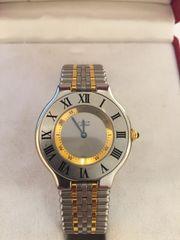 Damenuhr von Cartier wie neu