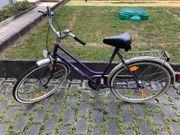 Fahrrad 26 Zoll 3 Gang