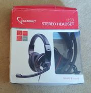 Gembird USB Gaming Headset Gamer
