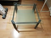 Glastisch 80x80cm