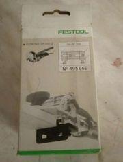 Festool Anschlag Dominofräse