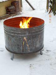 Feuertonne Feuerstelle Grill