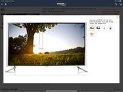 Samsung 46 zoll fullHD 3x