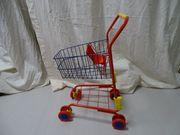 Kinder Metall Einkaufswagen Kaufladen