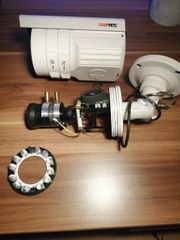 Sicherheitskompaktkamera VTC-289 IR PW