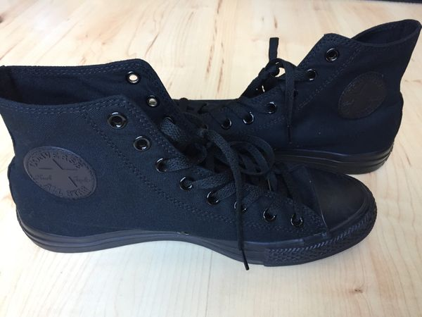 Converse Chuck Taylor All Star Hi Sneaker Schwarz (Black