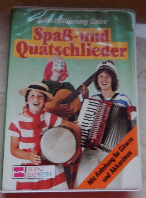 Spaß- und Quatschlieder - Scherz Stimmung