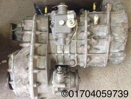 Nutzfahrzeug-Teile, Zubehör - Multicar Getriebe M26 M27 Fumo