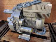 4 kW Hochdruck- Seitenkanalverdichter Gardner