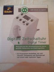 Digitale Zeitschaltuhr von Tchibo