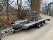 Transporte aller Art PKW Anhänger