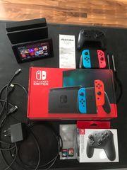 Nintendo Switch mit Garantie