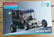 Monogram Paddy Wagon Showcar 1