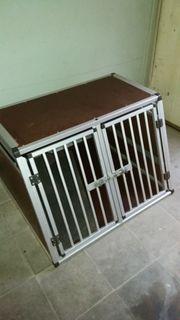 PKW Hundetransportbox Käfig groß guter