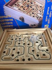 Spielzeug Labyrinth